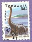 Sellos de Africa - Tanzania -  763