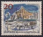 Sellos de Europa - Alemania -  Berlin 20