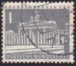 Sellos de Europa - Alemania -  Brandenburger Tor