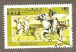 Sellos de Africa - Marruecos -  SC31