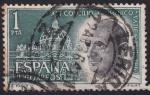 Sellos de Europa - España -  Papa Pablo VI