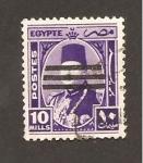 Sellos de Africa - Egipto -  349