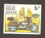 Sellos de Africa - Guinea Bissau -  627