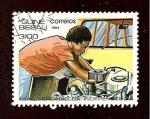 Sellos de Africa - Guinea Bissau -  590