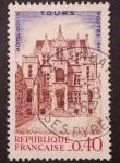 Sellos del Mundo : Europa : Francia : National Congress of Philatelic Societies - Tours