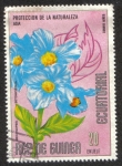 Sellos de Africa - Guinea Ecuatorial -  Flowers (VII) Asian