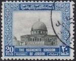 Sellos de Asia - Jordania -  Al-Aqsha