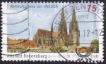 Sellos del Mundo : Europa : Alemania : Regensburg grande