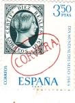 Sellos de Europa - España -  DIA MUNDIAL DEL SELLO (42)