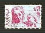 Sellos de Oceania - Australia -  649