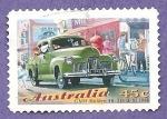 Sellos de Oceania - Australia -  1580