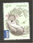 Sellos de Oceania - Australia -  SC29