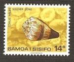 Sellos del Mundo : Oceania : Samoa_Occidental : 488