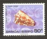 Sellos del Mundo : Oceania : Samoa_Occidental : 491