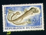 Sellos del Mundo : Africa : República_del_Congo : Chauliodus sloanei