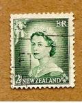 Sellos de Oceania - Nueva Zelanda -  291