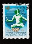 Sellos de Europa - Hungría -  XXIV Juego Olímpicos