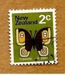 Sellos de Oceania - Nueva Zelanda -  440