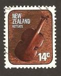 Sellos de Oceania - Nueva Zelanda -  614