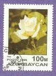 Sellos de Asia - Azerbaiyán -  599