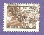 Sellos de Asia - Bangladesh -  SC10