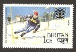 Sellos de Asia - Bhután -  212