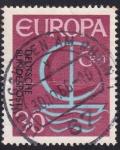Sellos de Europa - Alemania -  Europa 1966