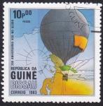 Sellos de Africa - Guinea Bissau -  globo