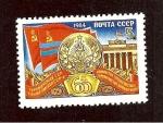 Sellos de Europa - Rusia -  CAMBIADO MB