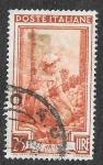 Sellos de Europa - Italia -  558 - Clasificación de Naranjas