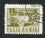 Sellos de Europa - Rumania -  2345 - Camión