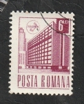 Sellos de Europa - Rumania -  2647 - Ministerio de Correos