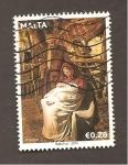 Sellos de Europa - Malta -  INTERCAMBIO