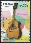 Sellos de Europa - España -  4630_Mandolina