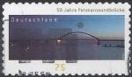 Sellos de Europa - Alemania -  2013 - 50 años Fehmarnsundbrücke