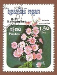 Sellos de Asia - Camboya -  600