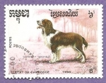 Sellos de Asia - Camboya -  1052