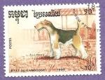 Sellos de Asia - Camboya -  1053