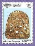 Sellos de Asia - Camboya -  SC0