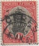 Sellos del Mundo : Africa : Sudáfrica : Protectorado_UK Y & T Nº 17