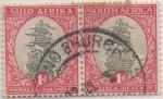 Sellos del Mundo : Africa : Sudáfrica : Protectorado_UK Y & T Nº 20_x2