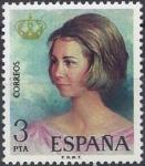 Sellos de Europa - España -  2303_Sofia
