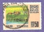 Sellos de Asia - Sri Lanka -  441