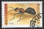 Sellos de Europa - Bulgaria -  insectos