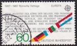 Sellos de Europa - Alemania -  tratado de Roma