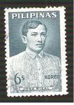 Sellos de Asia - Filipinas -  857A