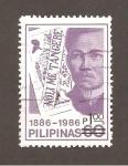 Sellos de Asia - Filipinas -  1834