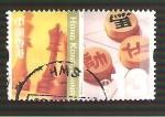 Sellos de Asia - Hong Kong -  1011