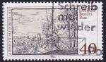 Sellos de Europa - Alemania -  A.Altdorfer