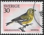Sellos de Europa - Suecia -  fauna